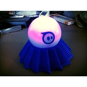 Crystal ball holder 3D Model