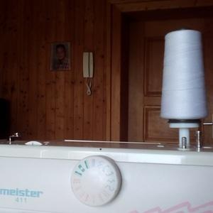 Sewing machine spool holder 3D Model