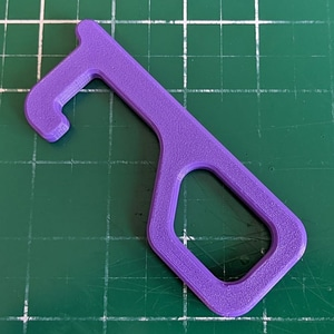 No Touch Door Opener 3D-Modell