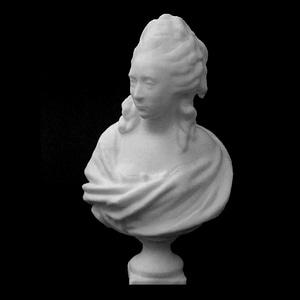 Anne-Marie-Louise Thomas de Domangeville at The Art Institute of Chicago, USA 3D Model