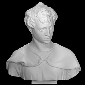 Bust of John the Baptist 3D Model
