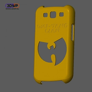 Wu-Tang Samsung Galaxy S3 Case 3D Model