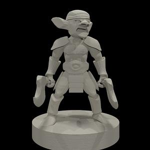 Goblins! 3D Model