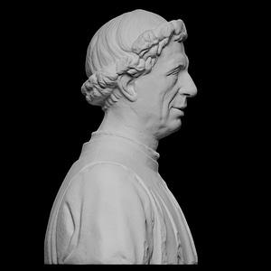 Portrait of Matteo Palmieri 3D Model