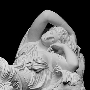 The Sleeping Ariadne 3D Model