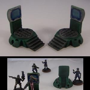 Teleporter Pad 3D Model