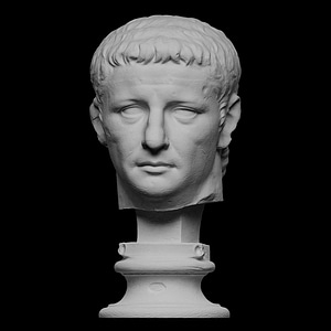 Claudius 3D Model