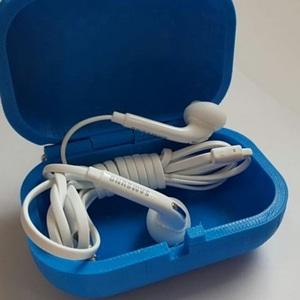 Capsule Box 3D Model