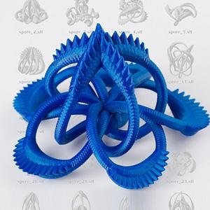 Plastic Reef 3D Model