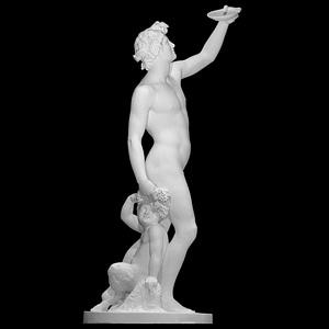 Bacchus 3D Model