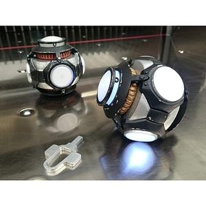 Blade 2 UV Grenade 3D Model