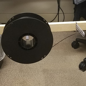 Spool Holder and Filament Separator 3D Model