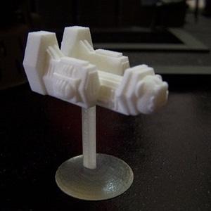 The Roosevelt 3D Model