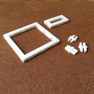 Wood Base 3D Model
