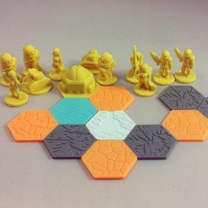 United Separatist Militia 3D Model