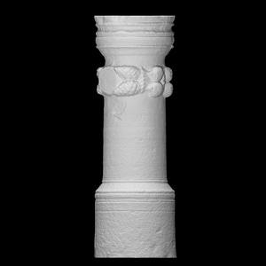 Limestone cippus of Olympianos 3D Model