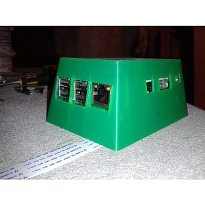 Case for Raspberry Pi 2 3D Model