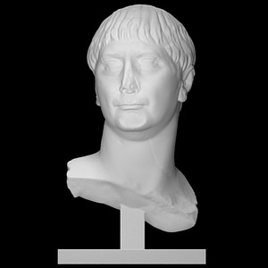 Trajan 3D Model