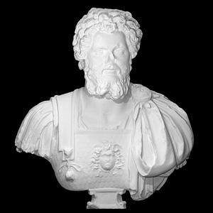 Bust of Septimius Severus 3D Model