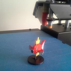 Magikarp 3D Model
