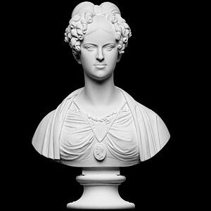 Vilhelmine 3D Model