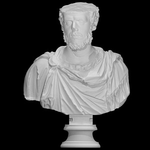 Unknown Bust 3D Model