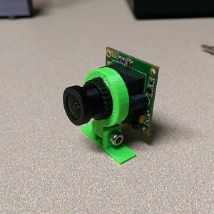 Runcam FPV camera ring mount 3D Model