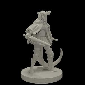 Half Dragons 3D Model