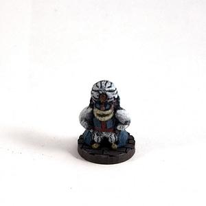 Mister Bluebottle 3D Model