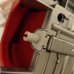 Playmobil axle clip spare part 3D Model