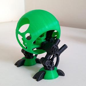 Pod Walker 3D Model