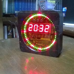 Clock Housing 3D Model