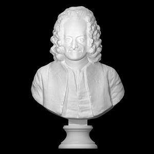 Voltaire 3D Model