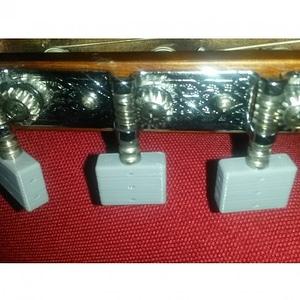 Guitar tuner knob 3D Model