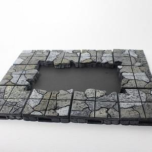 Shattered Floor 3D Model