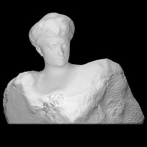 Katherine Seney Simpson 3D Model