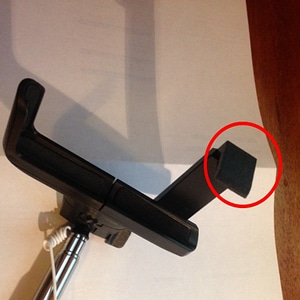 Replacement part for selfie stick 3D Model