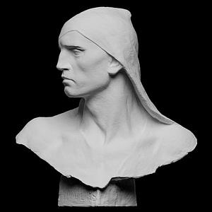 Anvers (Antwerp) 3D Model