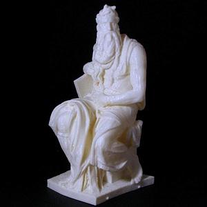 Moses 3D Model