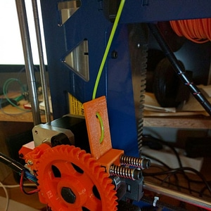Greg's wade extruder filaflex tensor 3D Model