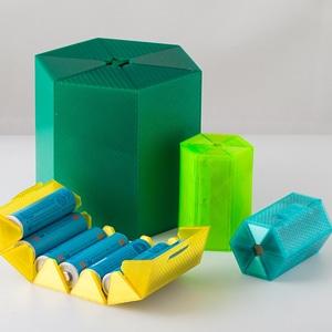 Roll Case 3D-model