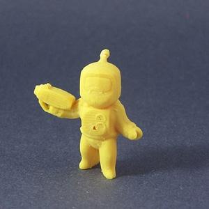 Astroman! 3D Model