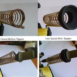 Soldering Iron Holder Top 3D Model