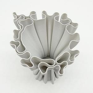 Wavy vase 3D Model