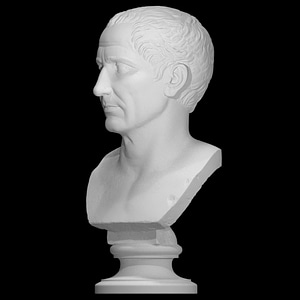 Farnese Caesar 3D Model