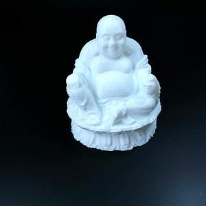Buddha Sculpture 3D Model