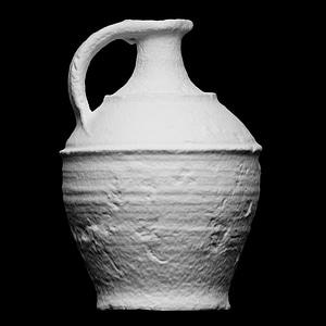 Pottery Jug 3D Model