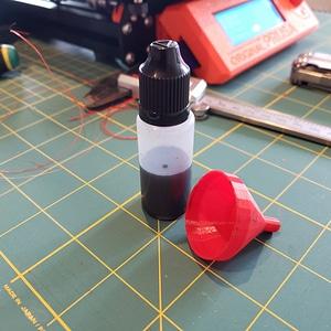 Citadel to Dropper Paint Funnel 3D Model