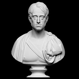 Frederick VI 3D Model