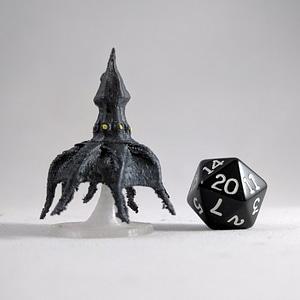 Darkmantle 3D Model